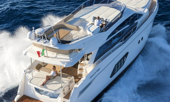Motor Yacht Rental In Barcelona, Sitges And Costa Brava