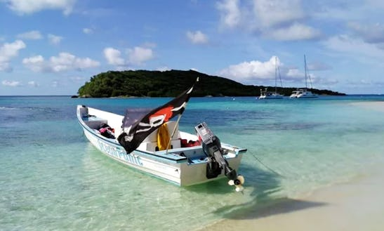Charter A Center Console In Grenadines, Saint Vincent And The Grenadines