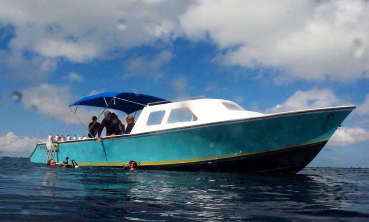 38' Dive Boat In San Pedro