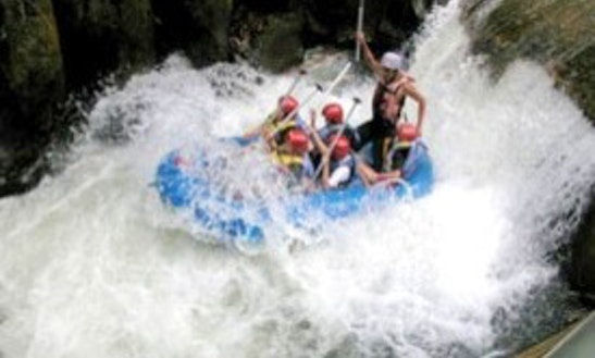 Rafting In Rendang
