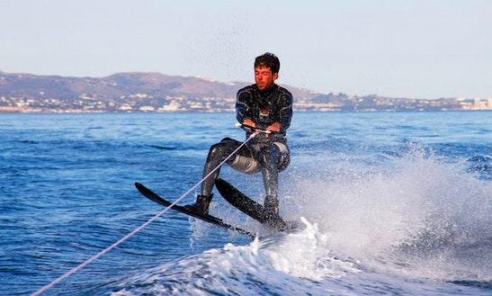 Enjoy Water Skiing In Taurito, Spain
