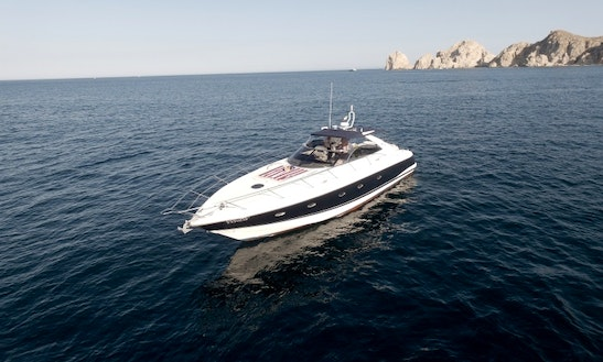 Charter La Folie Motor Yacht In Cabo San Lucas, Mexico