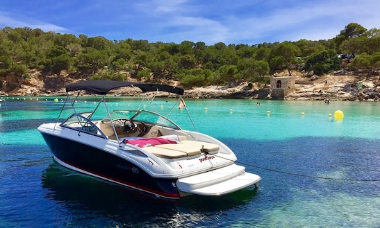 Charter A Bowrider In Palma, Spain