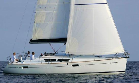 Charter 39' Sun Odyssey Cruising Monohull In Alacant, Spain