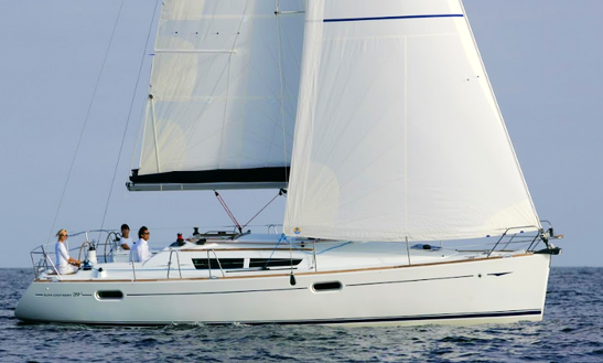 Charter 39' Sun Odyssey Cruising Monohull In Alacant, Spain