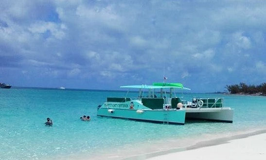 Charter A Power Catamaran In Nassau, Bahamas