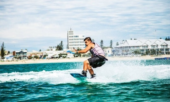 Enjoy Wakeboarding In Yeppoon, Australia