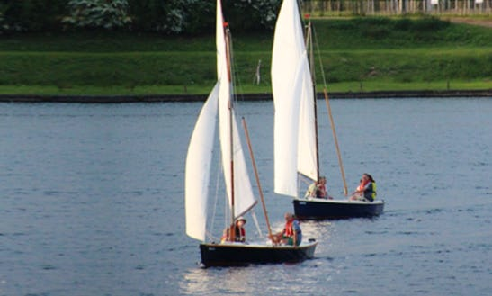 Rent The 4 People Valk Sailboat In Kinrooi, Belgium