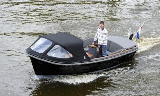 Hire The 18ft Nicki Sloop Boat In Kinrooi, Belgium