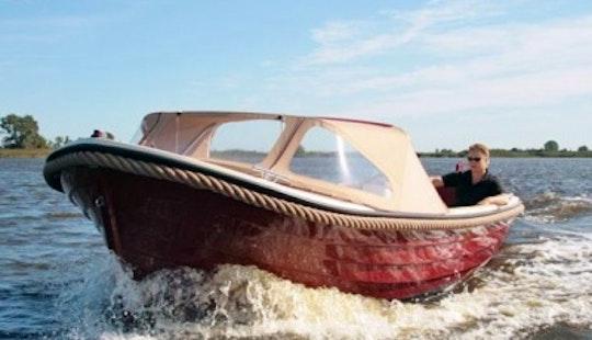Rent The 21ft Nicki Sloep Boat In Kinrooi, Belgium
