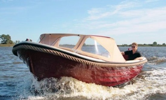 Rent The 21ft Nicki Sloep Boat In Kinrooi, Belgium