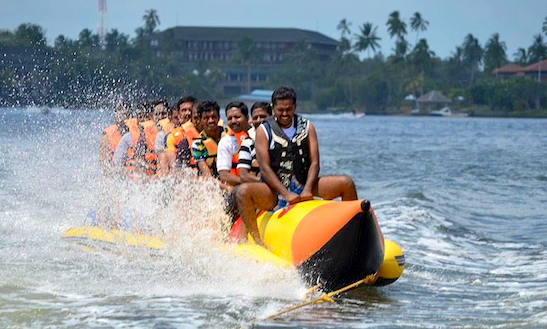 Enjoy Tubing In Bentota, Sri Lanka