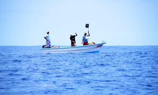 Fishing Charter Trips In San Antonio De Belén