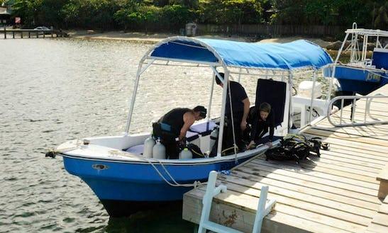 Diving Charter In Honduras