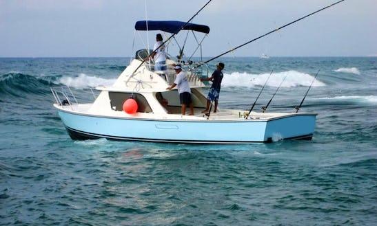 Fishing Charter In Puerto Aventuras, Quintana Roo With Captain Rick