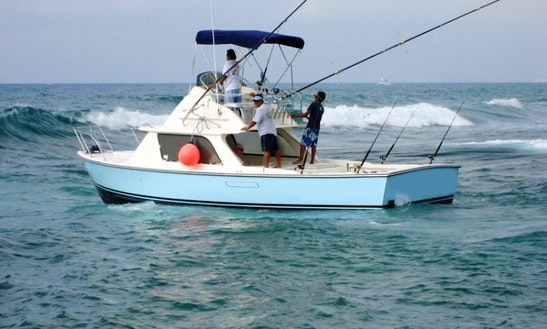 Fishing Charter In Puerto Aventuras, Quintana Roo With Captain Rick