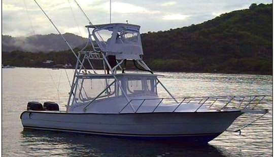 'the Angelica'  Fishing Boat Charter In Guanacaste