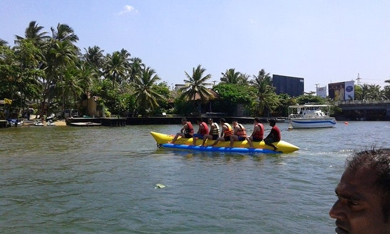 Try Tubing In Aluthgama, Sri Lanka
