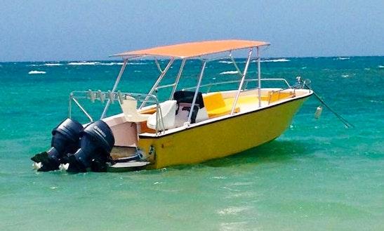 Snorkel Safari By Boat In Las Terrenas