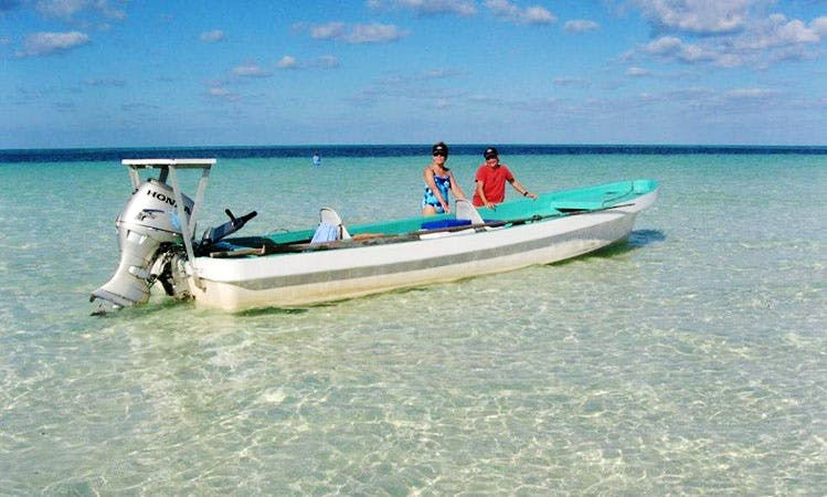 Guided Fishing Trip in Central Belize