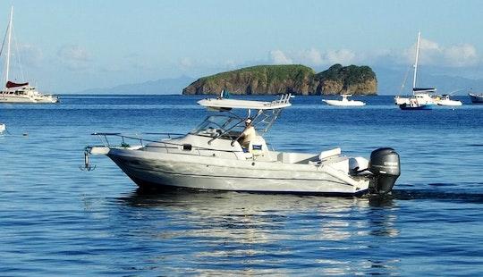 Enjoy Fishing In Provincia De Guanacaste, Costa Rica On Cuddy Cabin