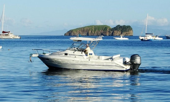 Enjoy Fishing In Provincia De Guanacaste, Costa Rica On Cuddy Cabin