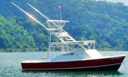 Sport Fishing Charter On
