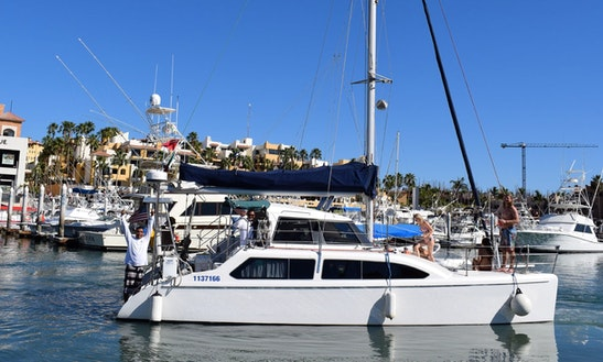 Enjoy An Excursion In Cabo San Lucas, Mexico On This Sailing Catamaran