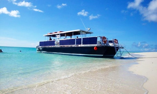 Enjoy Turks And Caicos Islands Cruises On The 45ft