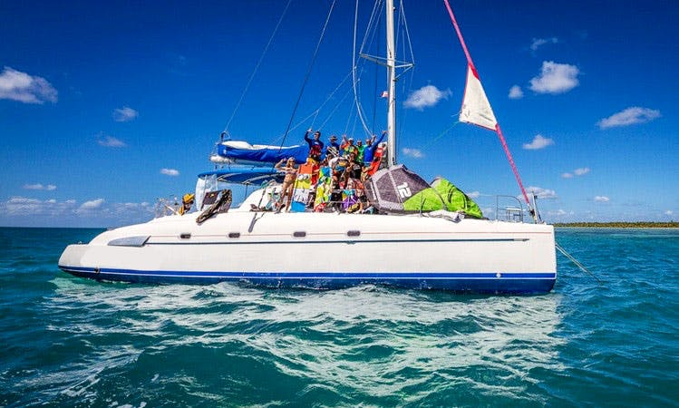 Enjoy La Romana, Dominican Republic On 47' Cruising Catamaran