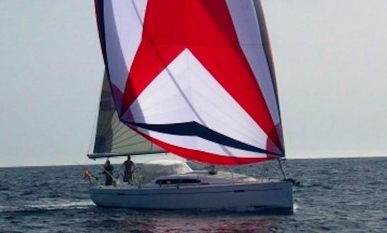 Charter A Cruising Monohull In Las Palmas De Gran Canaria, Spain