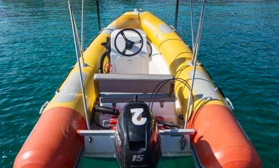 Rent A Rigid Inflatable Boat In Sant Antoni De Portmany, Spain
