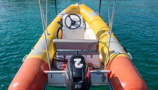 Rent A Rigid Inflatable Boat In Sant Antoni De Portmany, Spain
