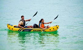 Enjoy Kayak Rentals in Khyber Pakhtunkhwa, Pakistan