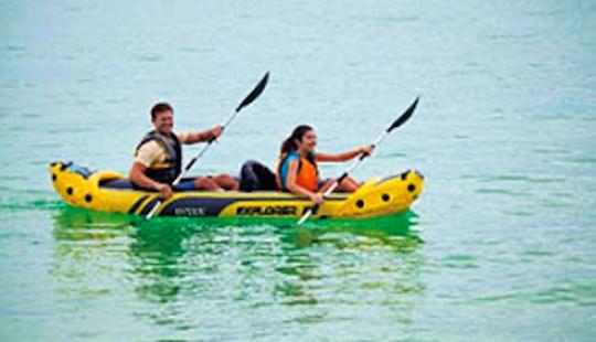 Enjoy Kayak Rentals In Khyber Pakhtunkhwa, Pakistan