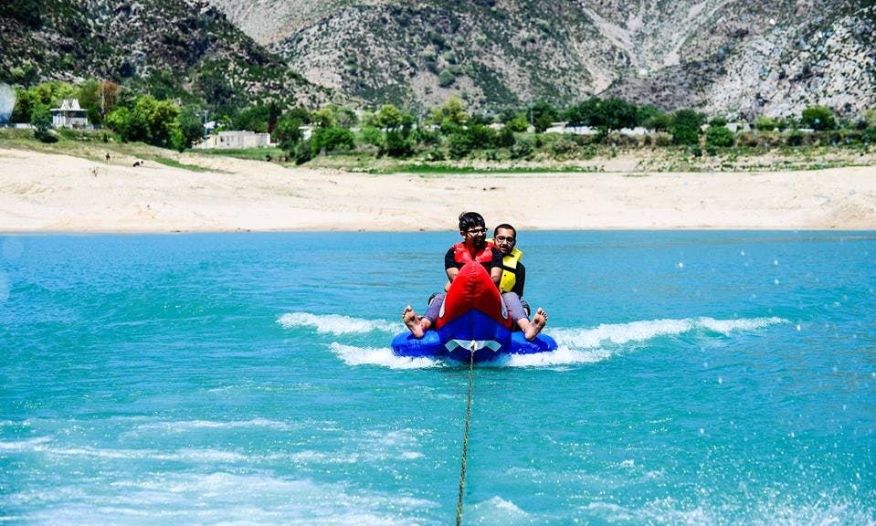 Enjoy Tubing in Khyber Pakhtunkhwa, Pakistan