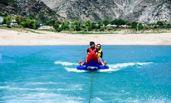 Enjoy Tubing In Khyber Pakhtunkhwa, Pakistan
