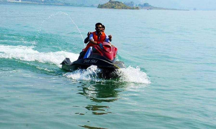Amazing Red Jet Ski for rent in Khyber Pakhtunkhwa, Pakistan