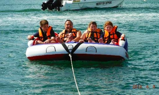 Enjoy Tubing In Grand River South East, Mauritius
