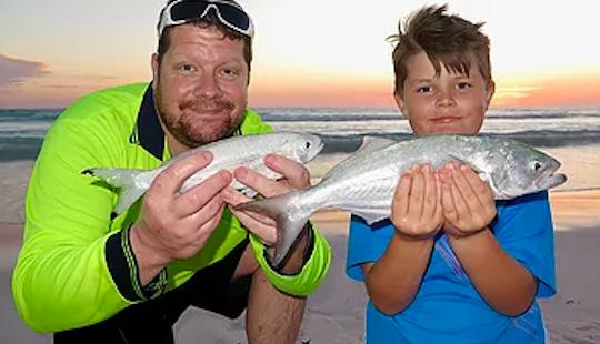 Enjoy Land Based Fishing Tours In Hillarys, Australia