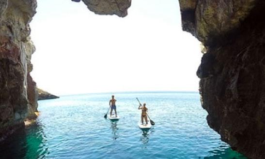 Paddleboard Rental In Sant Josep De Sa Talaia, Ibiza