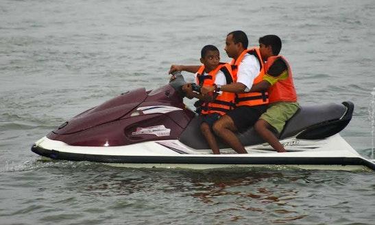 2 Person Jet Ski Rental In Aluthgama, Sri Lanka