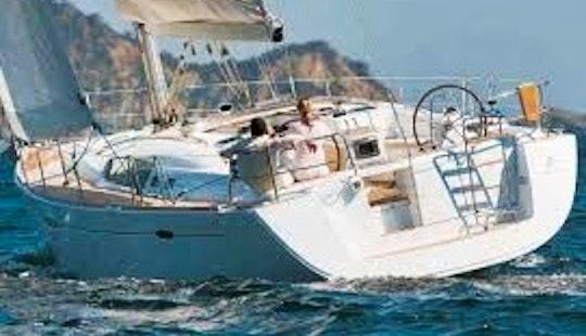Cruising Monohull Beneteau 50.5 Rental In Corfu