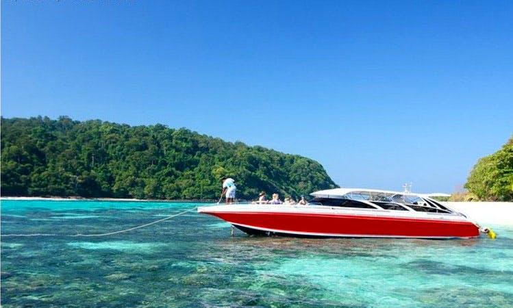 Opal Speed Boat in Ko Lanta, Krabi