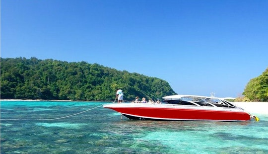Opal Speed Boat In Ko Lanta, Krabi