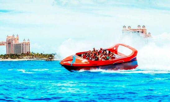 Jet Boat Tour In Nassau