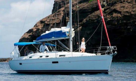 Charter A Cruising Monohull In Grand Baie, Mauritius