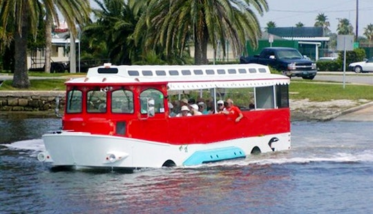 Duck Boat Tour In George Town