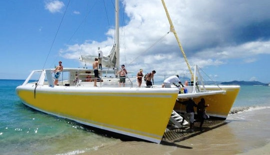Sailing Catamaran Cruises In St Kitts-nevis