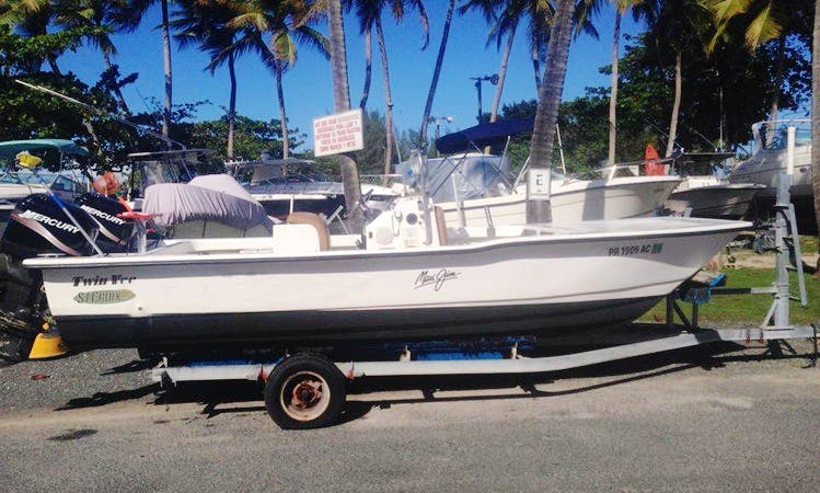 Carolina, Puerto Rico Fishing Charter with Captain Juan